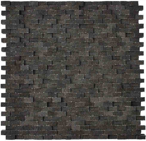 Natural Break Basalt Mosaic Tile
