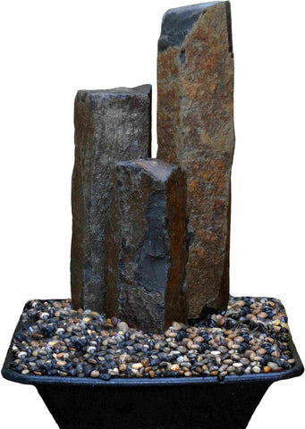 "~13"" Red Bluff Basalt Fountain Kits"