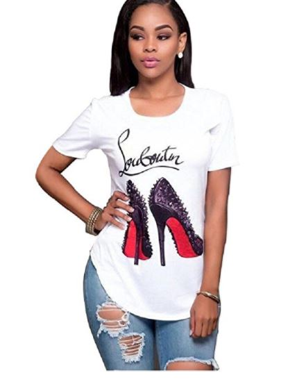 Red Bottoms T-Shirt