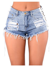 Awesome Lace-up Shorts