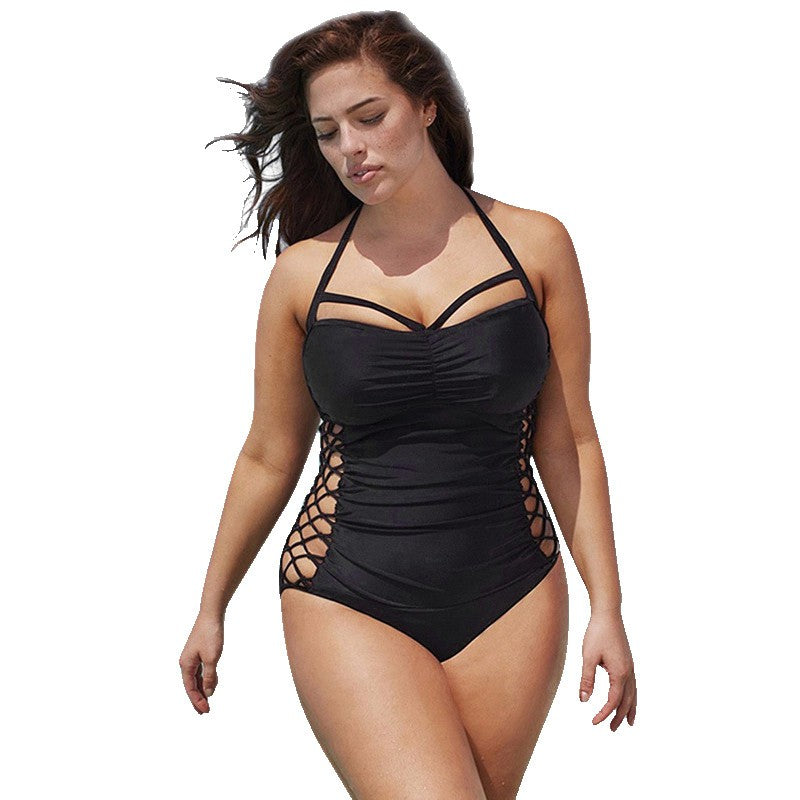 I Am Woman Plus Size Bathing Suit