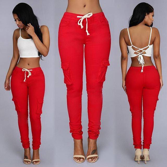 Hope Drawstring Trousers