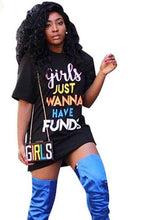 Girls JWHF T-Shirt Dress