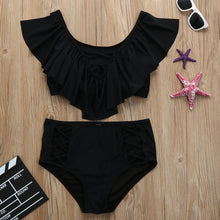 Fancy Two Piece (Available in multi-colors)