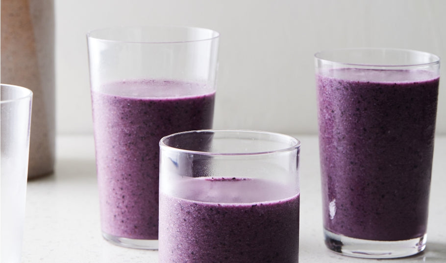 Morning Glory Collagen Smoothie
