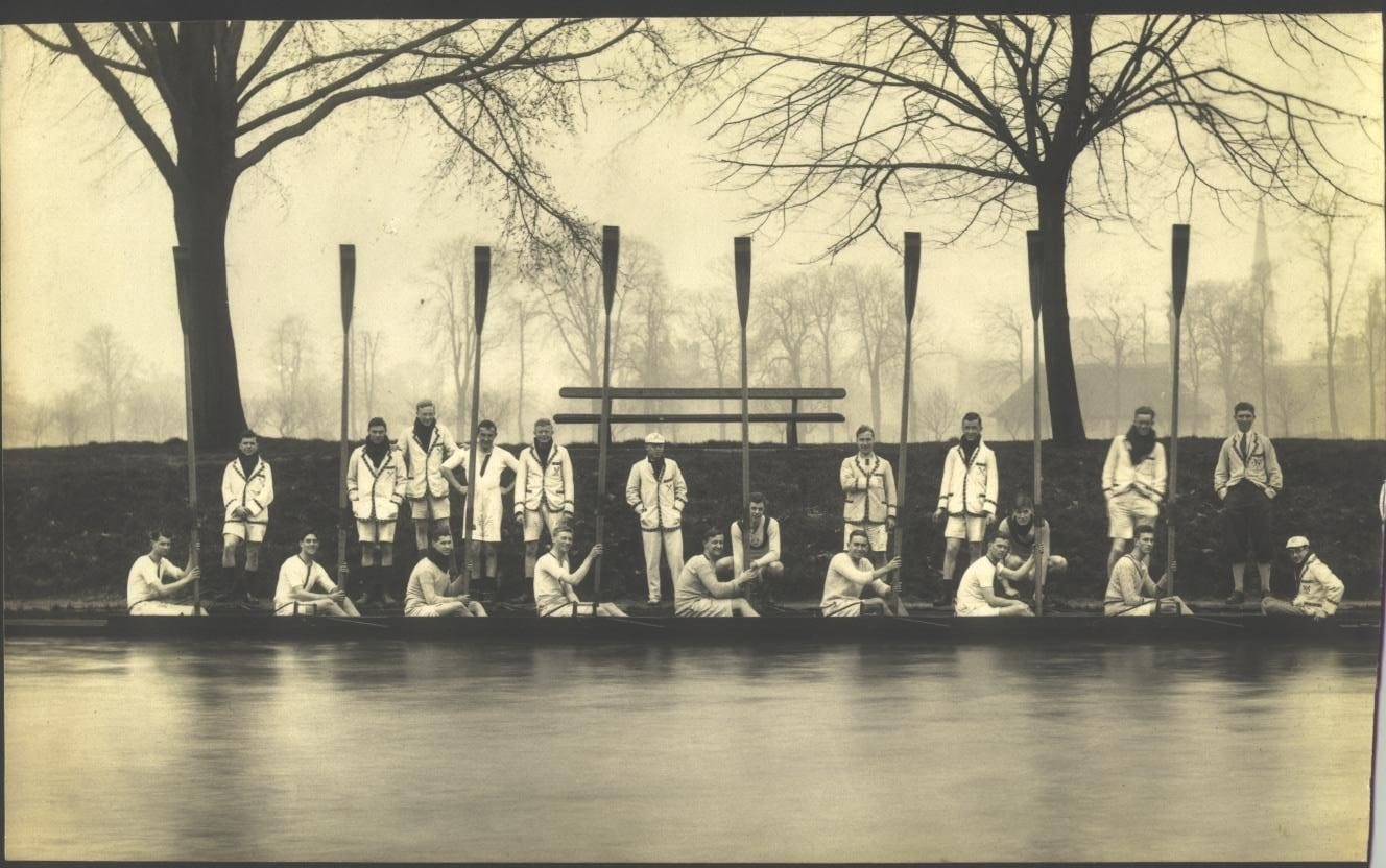 Collegiate Rowing