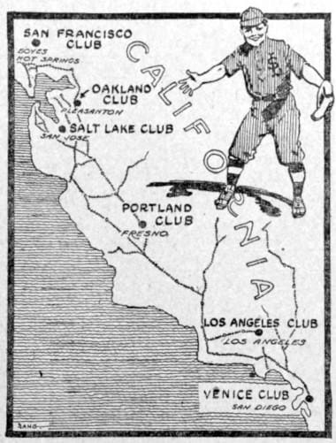 The Impact of the Pacific Coast League