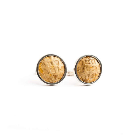 Vintage Golf Ball Gift Cuff links