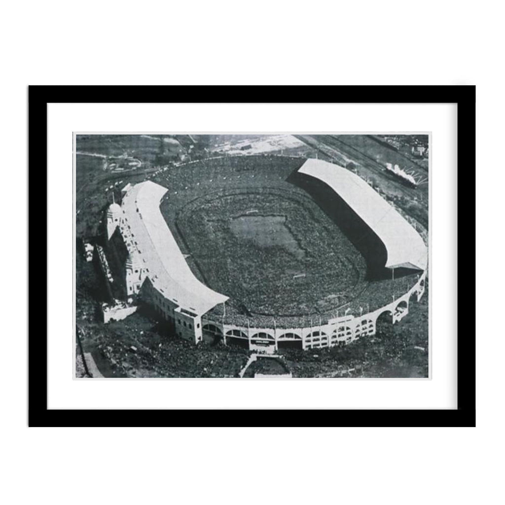 Wembley Stadium at the 1923 FA Cup Bolton Victory