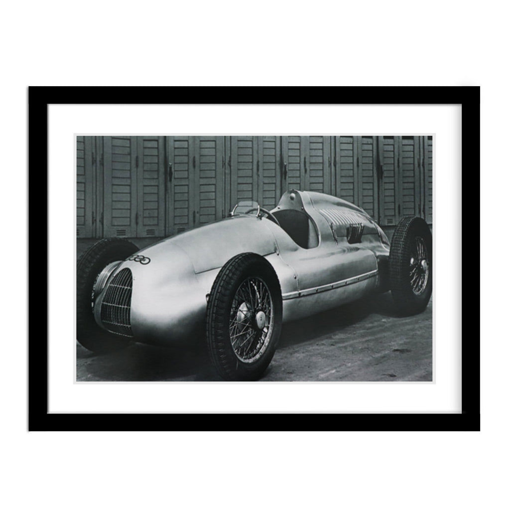 Classic Car Antique Picture Framed