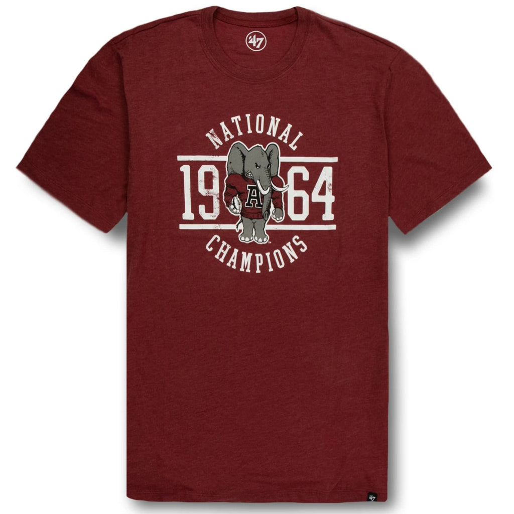 Alabama 1964 National Champions T Shirt