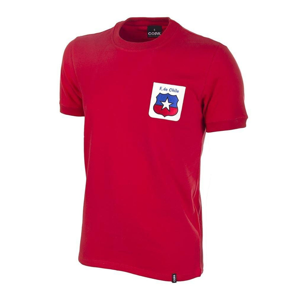 Chile Vintage World Cup 1974 Jersey