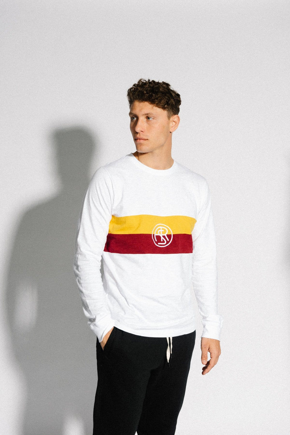 Vintage AS Roma Long Sleeve Jersey