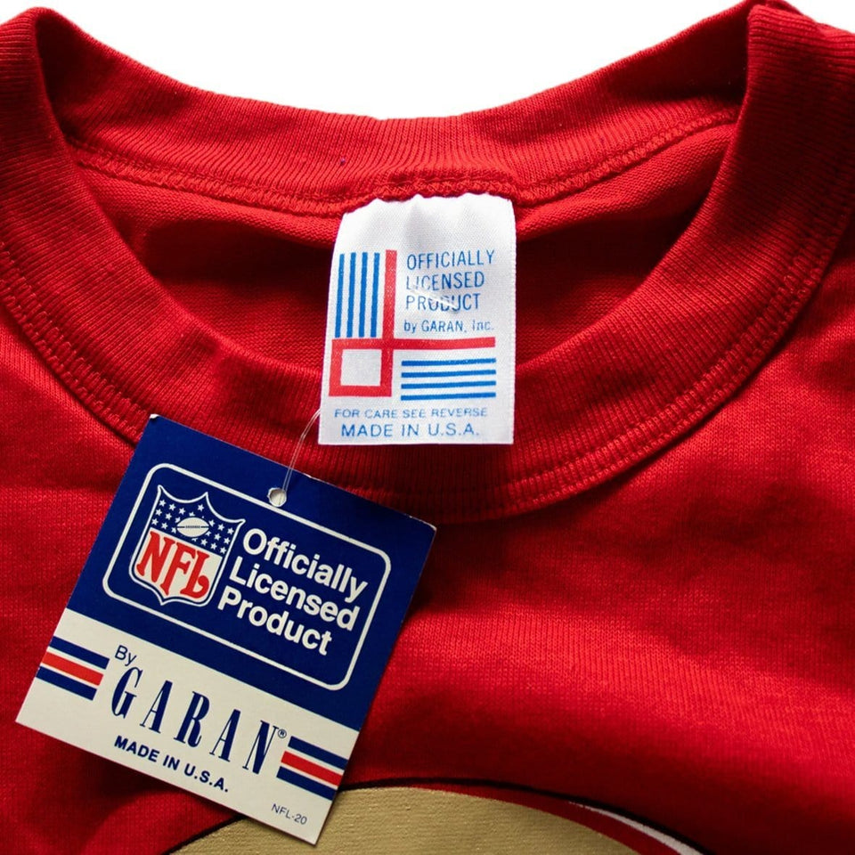 Vintage Official 49ers NFL Tee