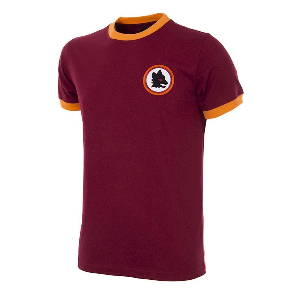 Vintage AS Roma soccer shirt 1978