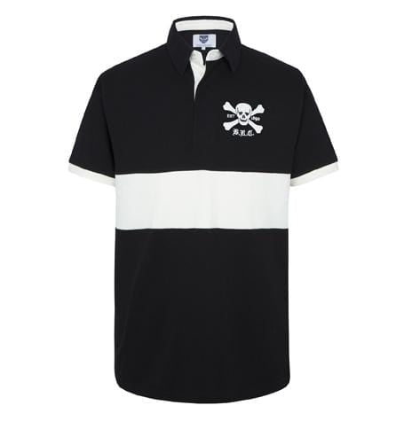 Vintage Invitation XV Rugby Polo Shirt