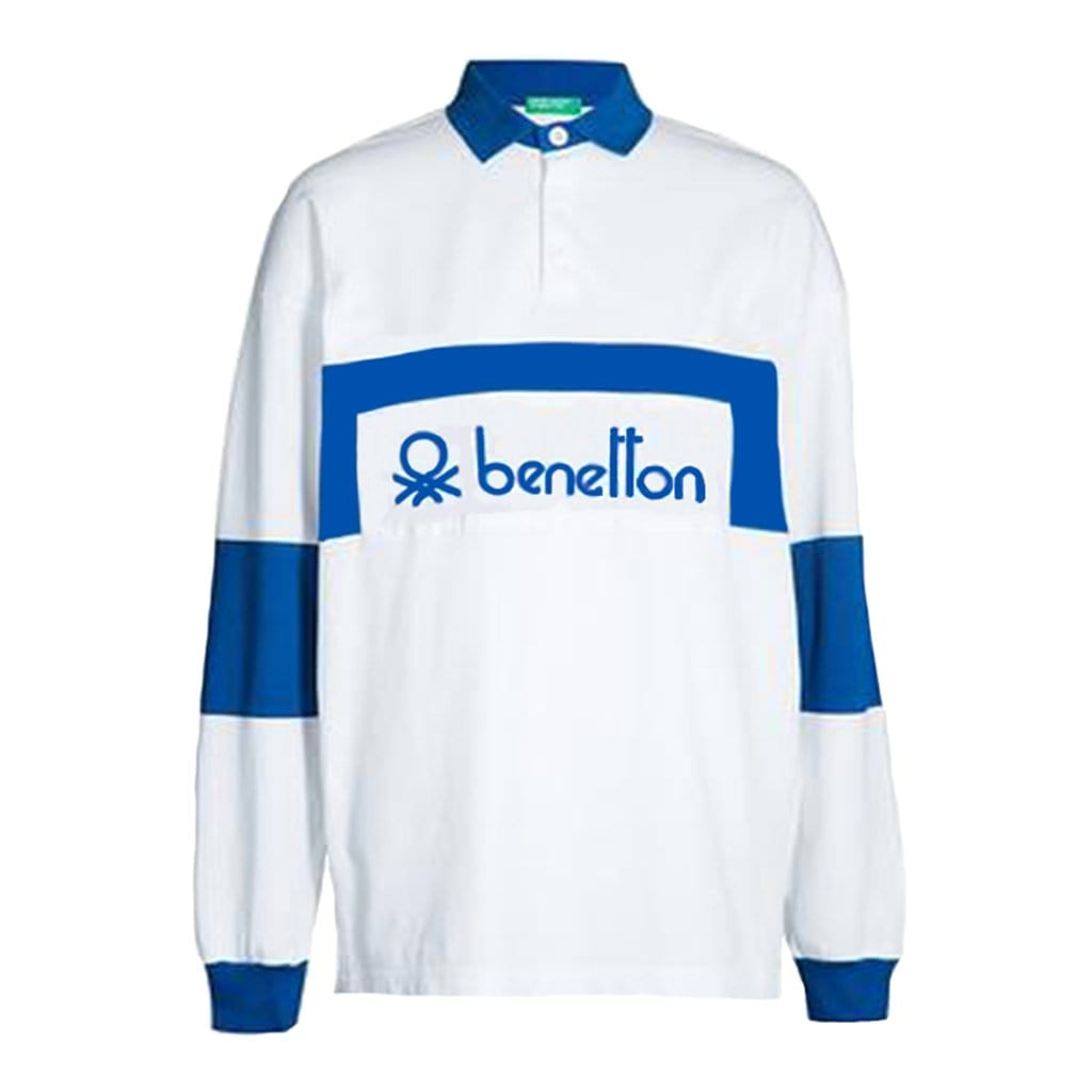 Vintage Benetton Rugby Shirt