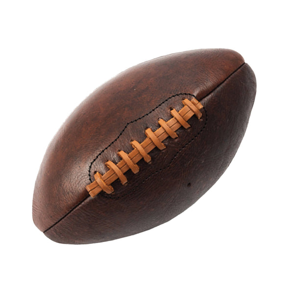Brown Leather Football