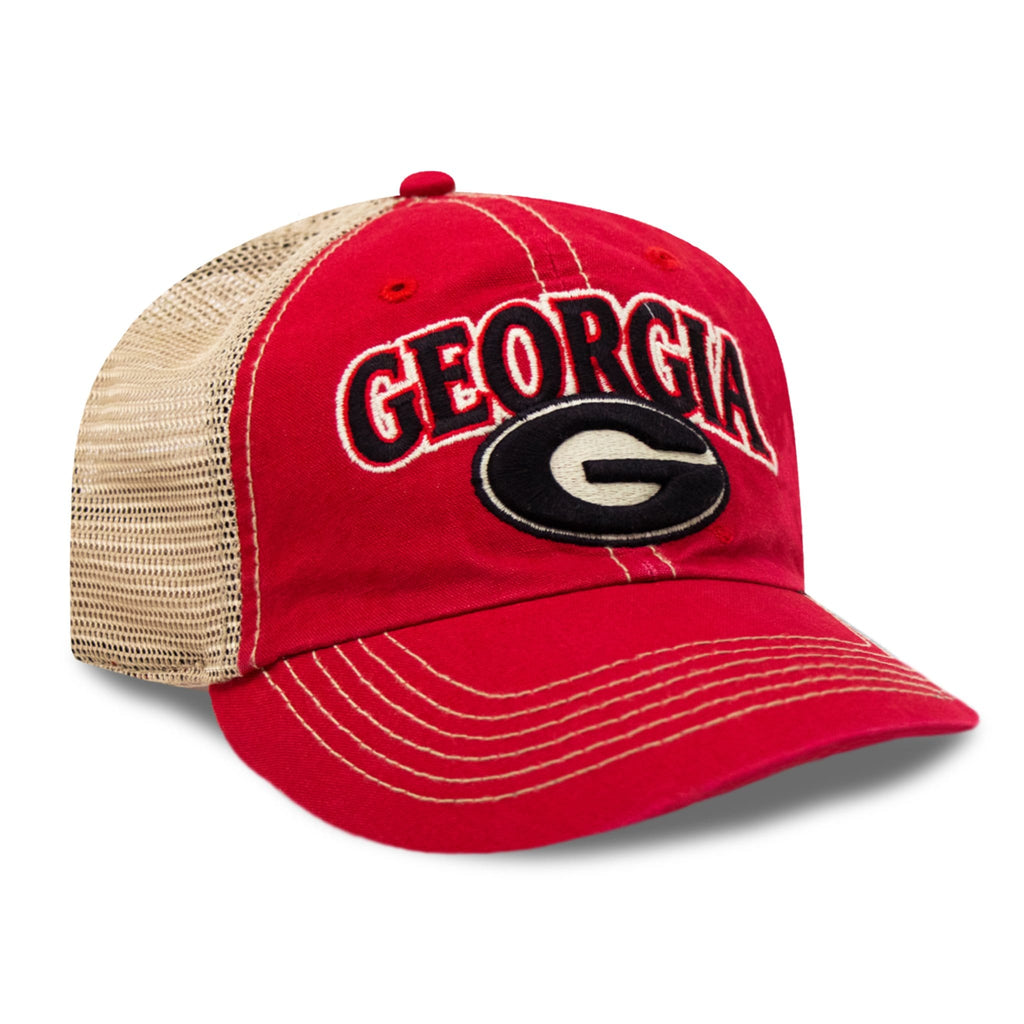 Vintage Georgia Bulldogs Hat