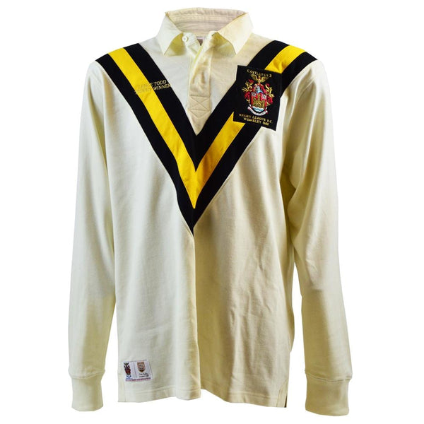 Vintage 1969 Castleford Rugby Jersey Hall of Fame Malcolm Reilly