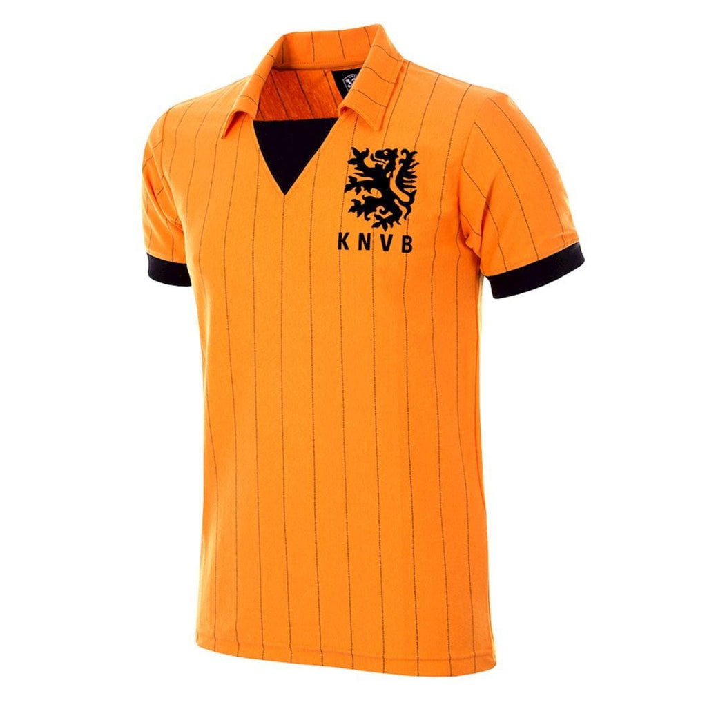 Holland 1980s Soccer Jersey