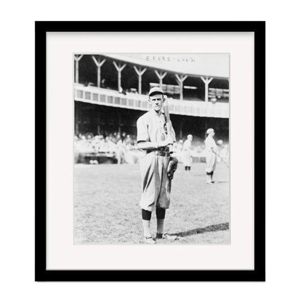 Chicago Cubs Vintage Baseball Photograph
