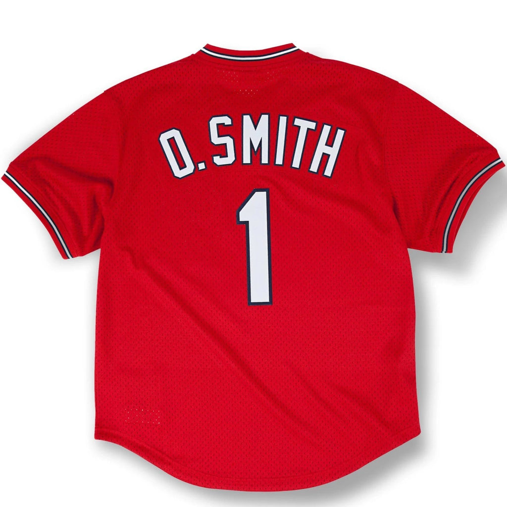 Ozzie Smith St. Louis Cardinals Jersey
