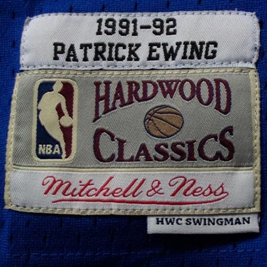 Vintage Patrick Ewing Mitchell and Ness Jersey