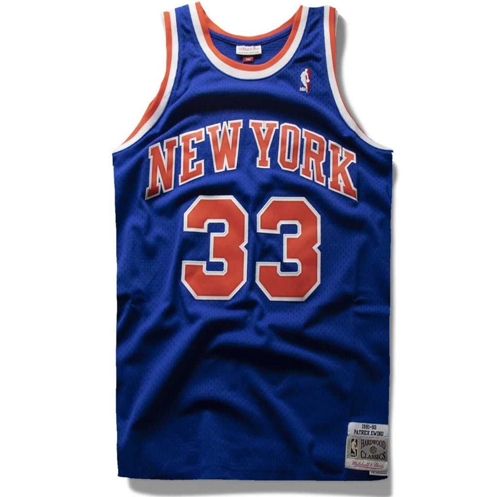 Patrick Ewing New York Knicks Jersey