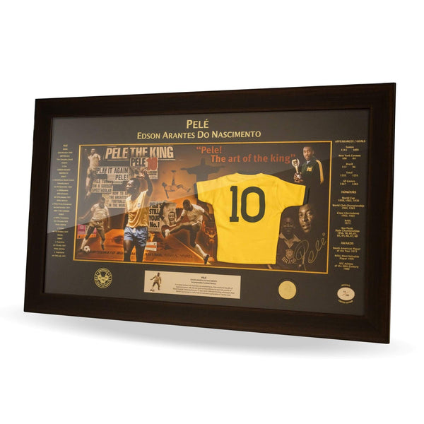 Pele Legends Tribute Edition: Signed - Accessories
