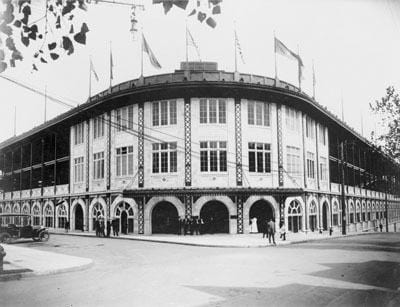 Vintage Forbes Field 1909