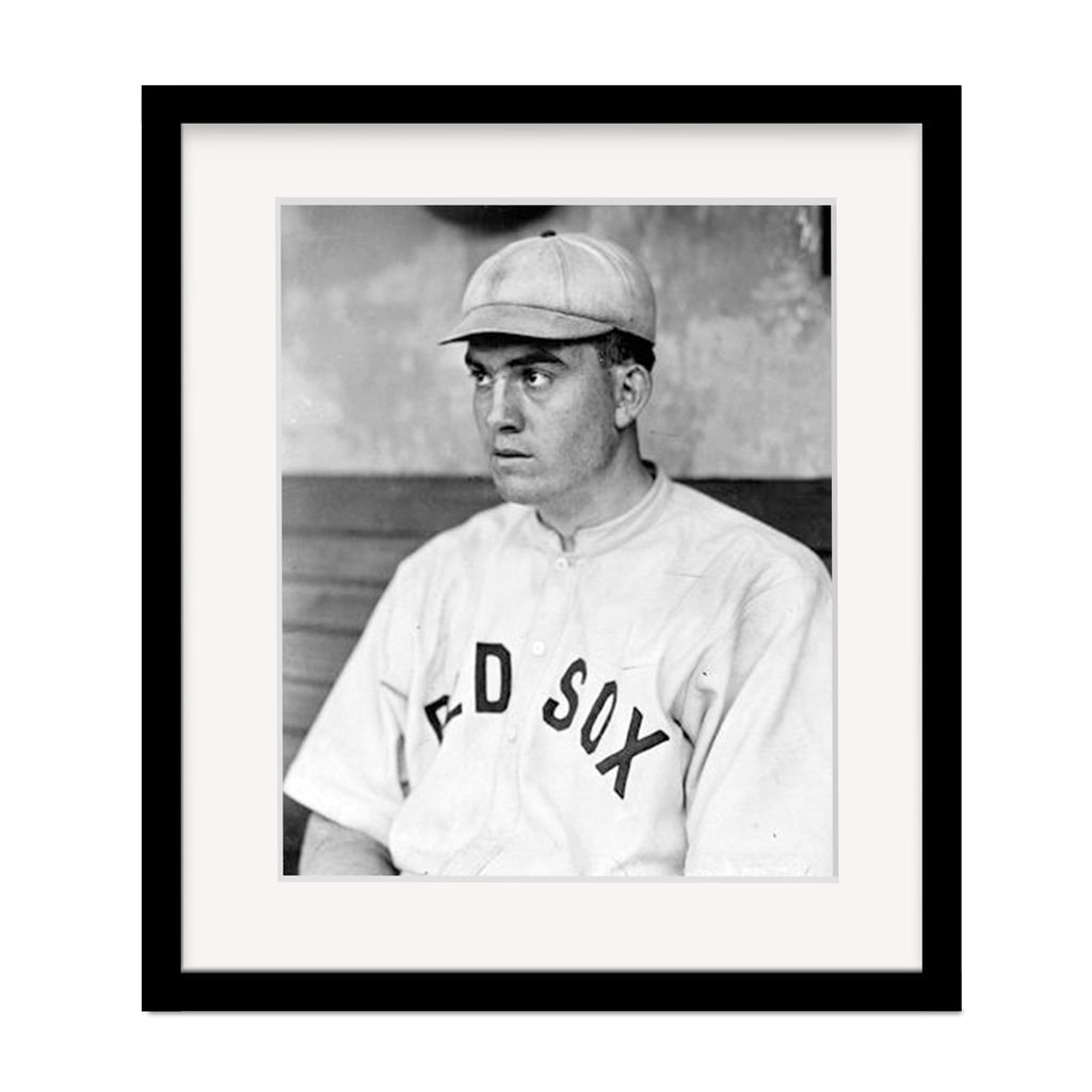 Ray Collins Vintage Red Sox Photo