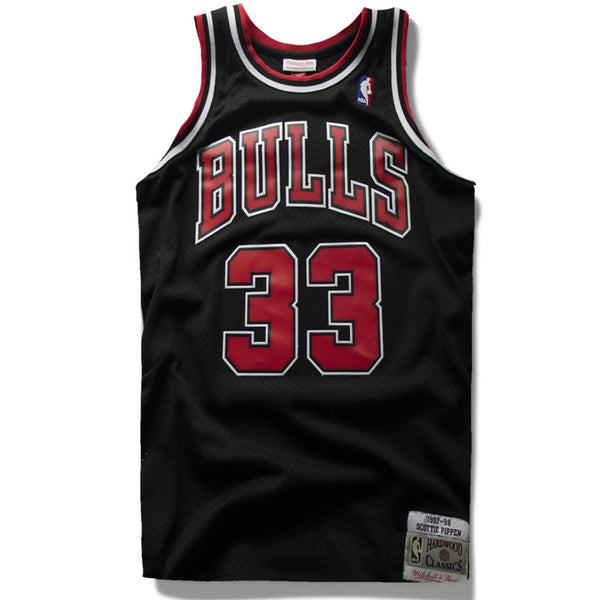 Scottie Pippen Retro Jersey Chicago Bulls