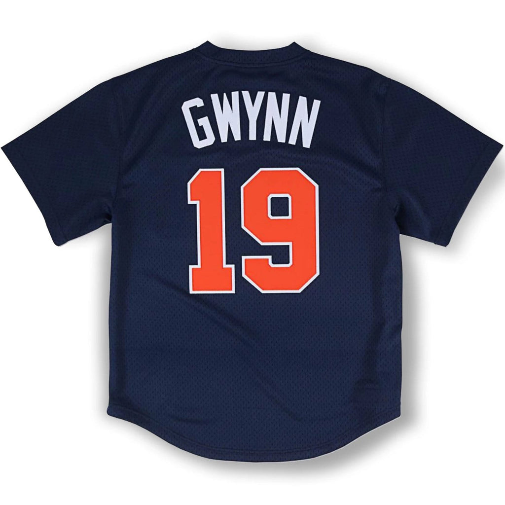 Official 1996 MLB San Diego Padres Tony Gwynn Hall of Fame Jersey