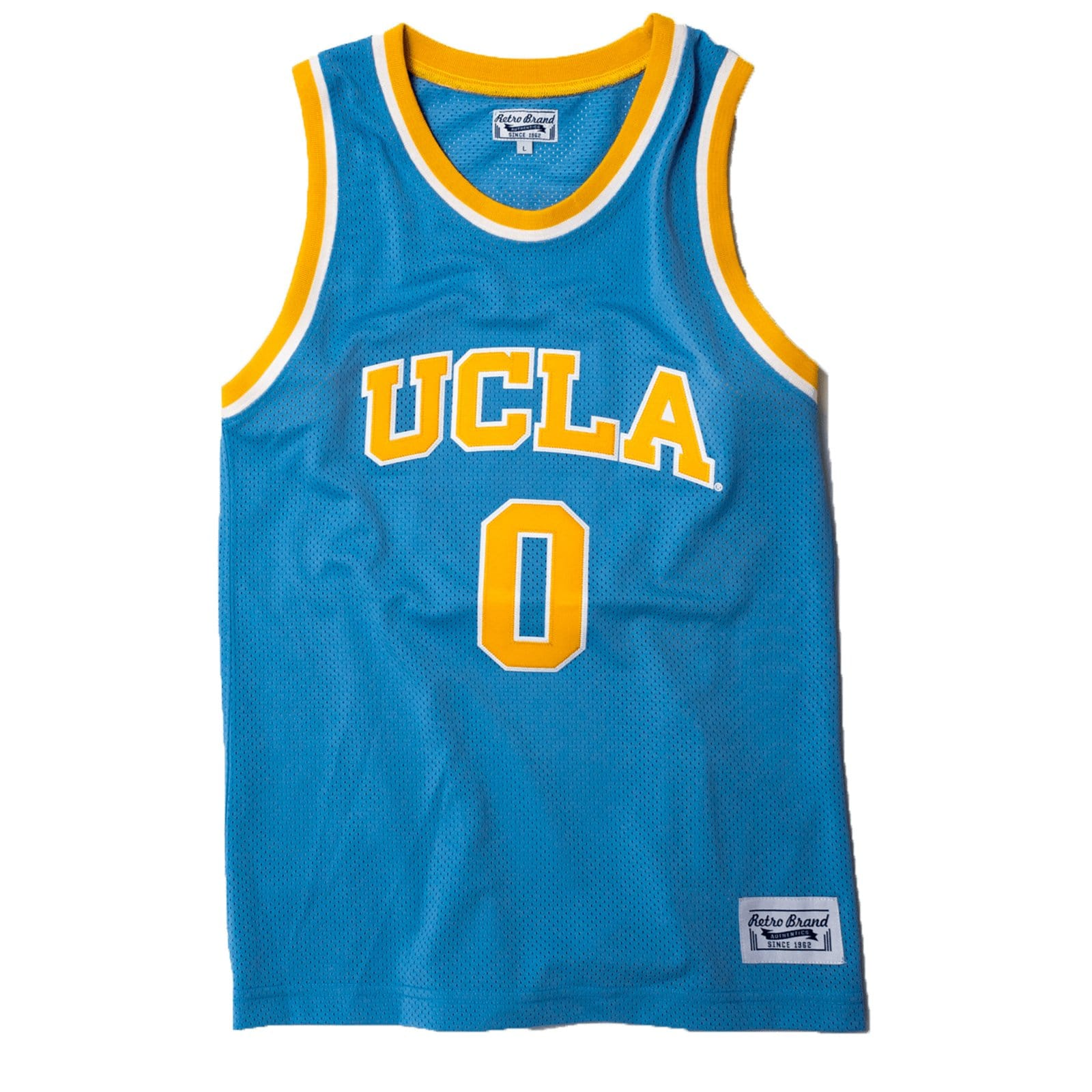Vintage UCLA Russell Westbrook Jersey