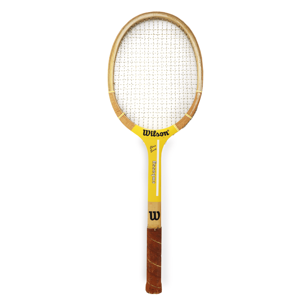 Chris Evert Embassy Wilson Vintage Racket