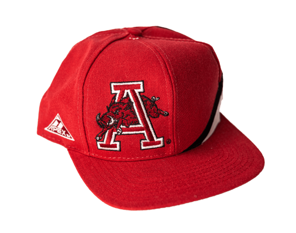 Vintage University of Arkansas Razorbacks Cap