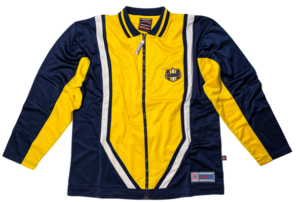 Vintage University of Michigan Track Top