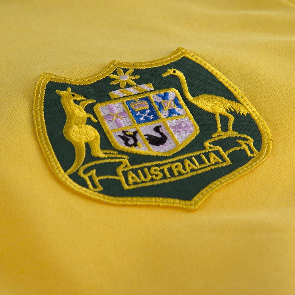 1974 Australian National Team Jersey Crest