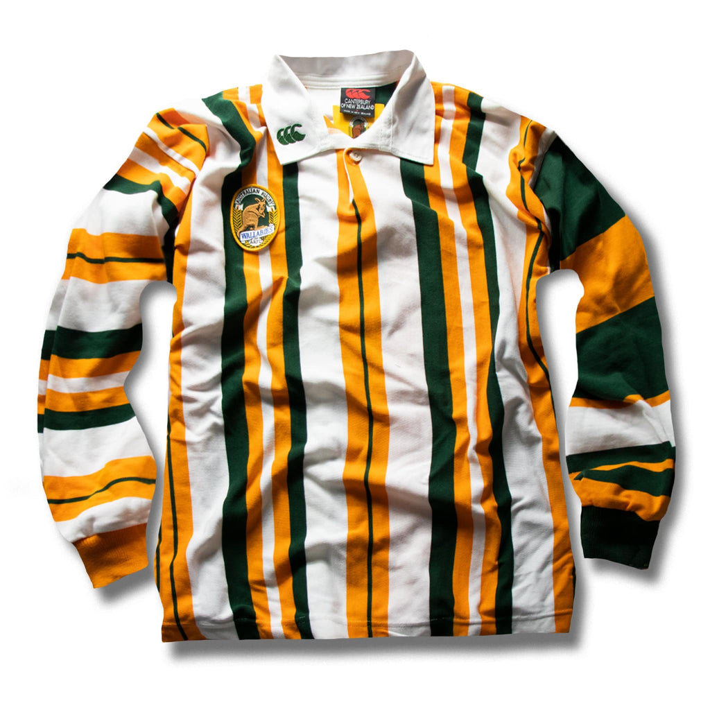 Vintage Australian Rugby Jersey