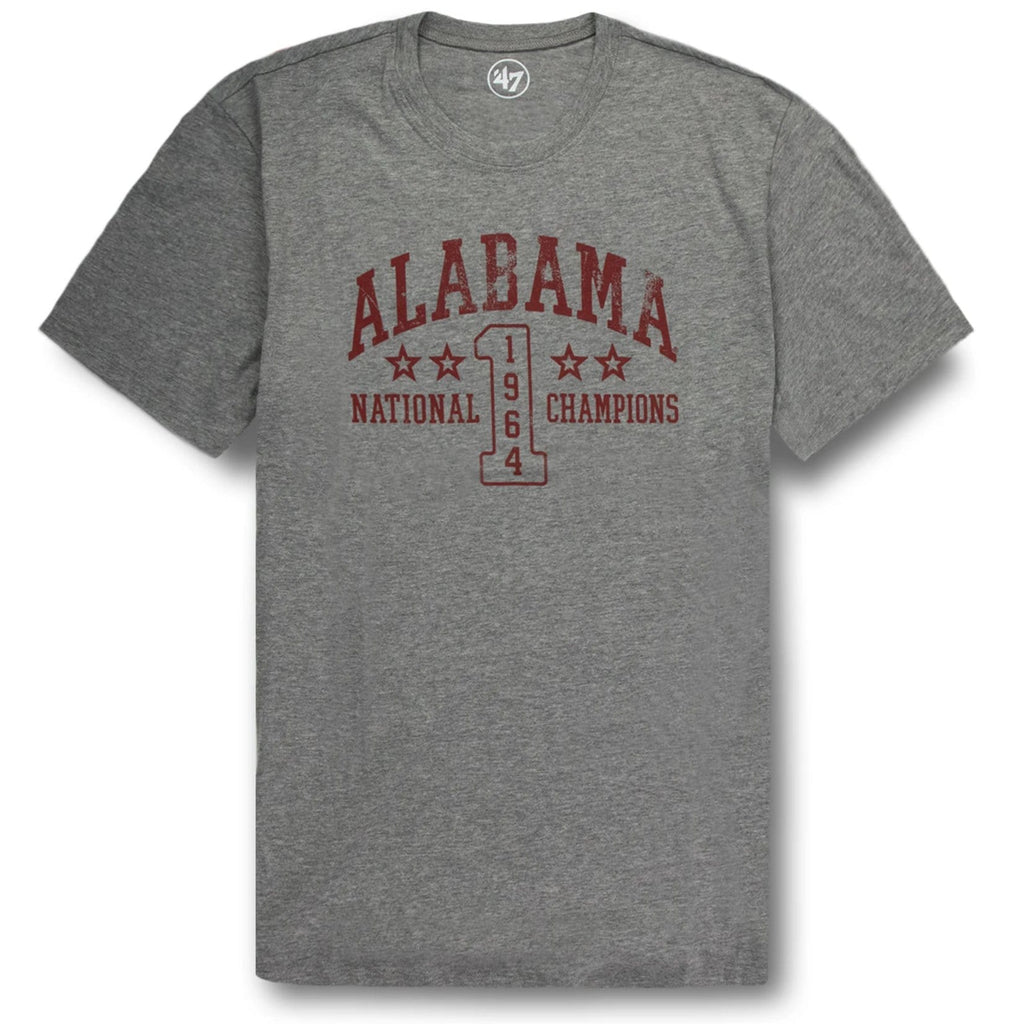 Vintage Alabama 1964 Nat Champions shirt