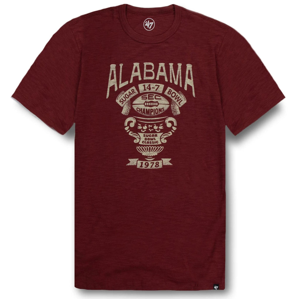 Alabama Crimson Tide Vintage Bowls shirt