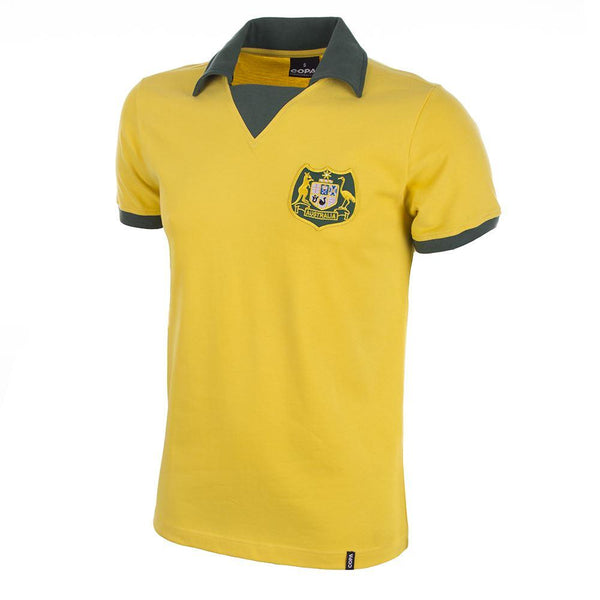 Vintage World Cup Australia 1974 Short Sleeve shirt