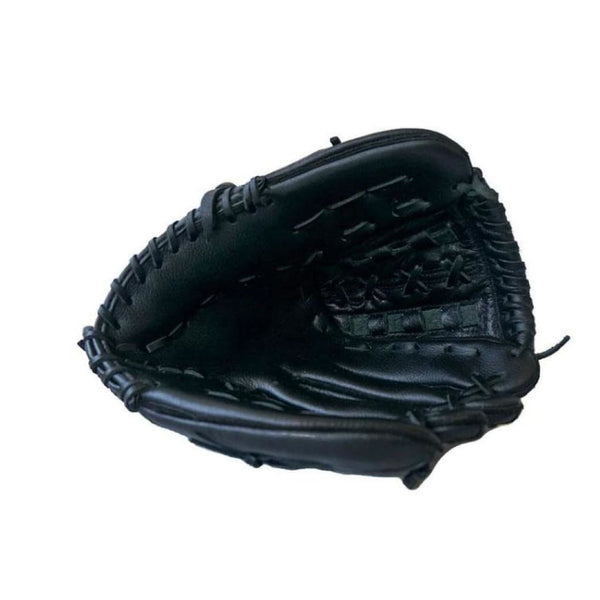 Baseball Glove - Black - Executive Leather - Equipment