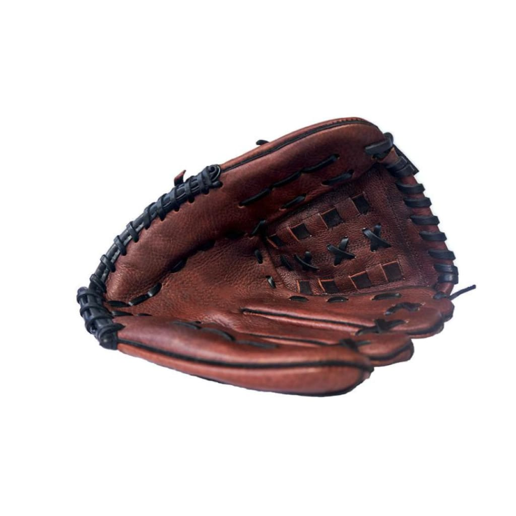 Baseball Glove - Brown - Heritage Leather - Equipment
