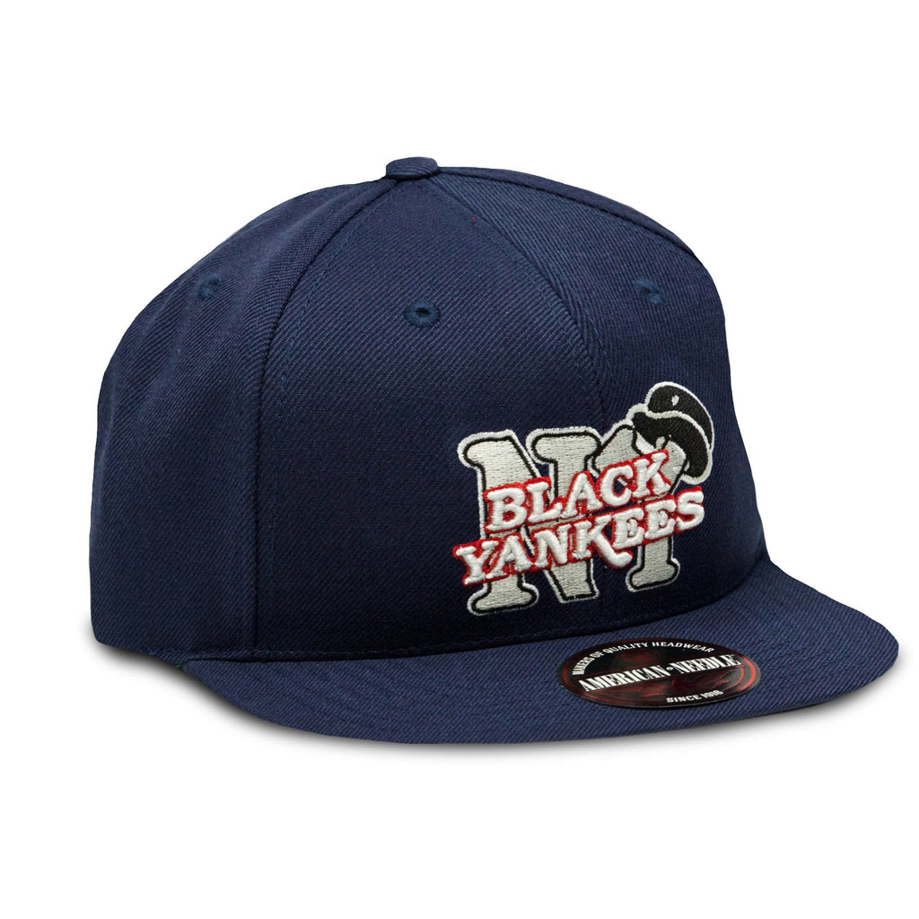 Vintage New York Black Yankees Cap