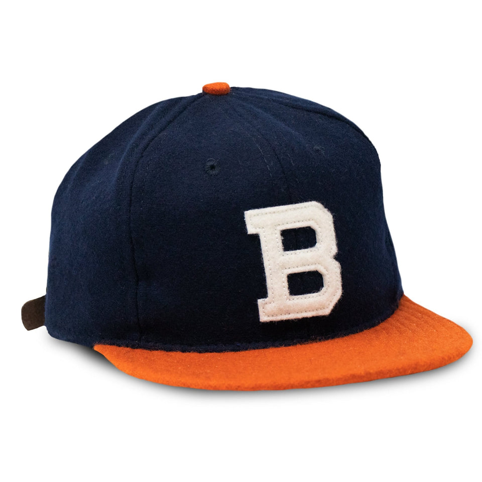 Vintage Brooklyn Bushwicks 1949 Baseball Cap