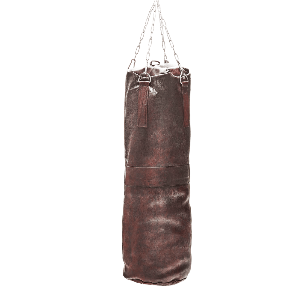 Heavy Brown Leather Training Bag