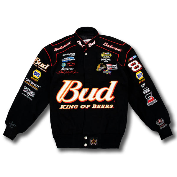 Vintage Dale Earnhardt Jr. 8 NASCAR Nextel Cup Series Jacket New