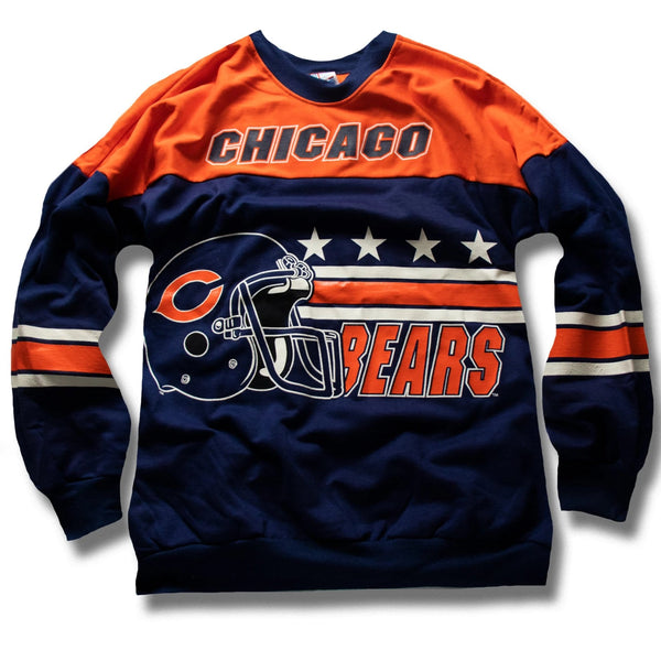 Vintage Chicago Bears NFL Sweater Sweatshirt